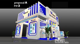 联建科技-展览设计,展台搭建