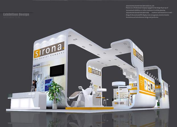西诺德-展览设计,展台搭建