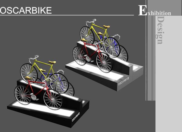 自行车展-展览设计,展台搭建