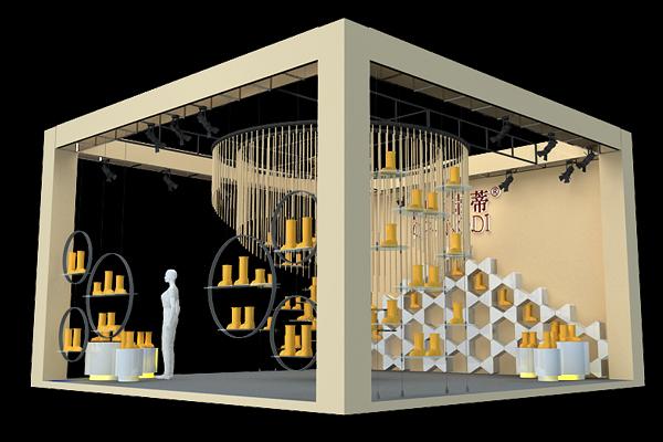 阿芙诺蒂-展览设计,展台搭建