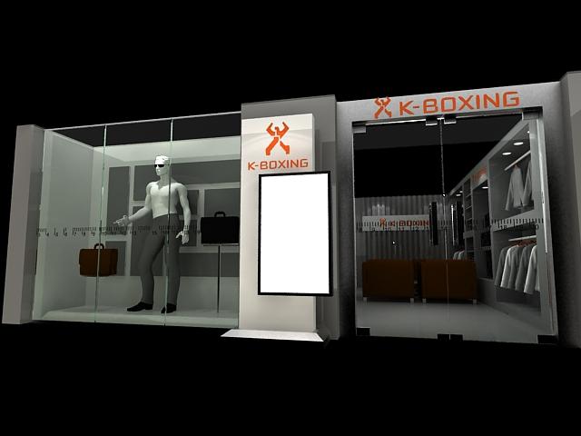 劲霸-展览设计,展台搭建