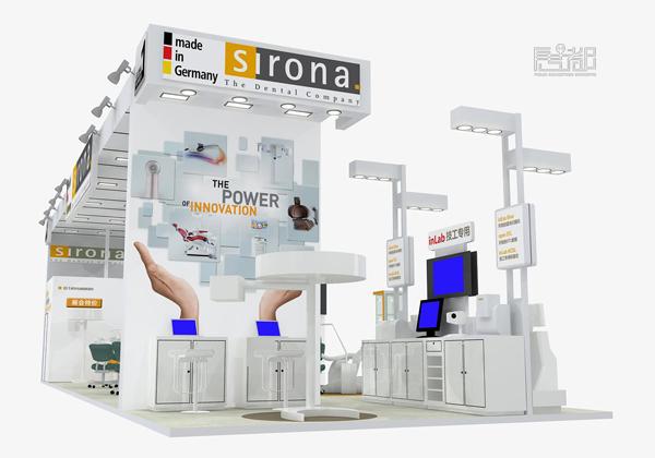 西诺德上海-展览设计,展台搭建
